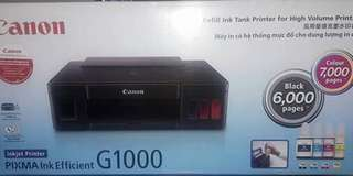 Printer Canon G100