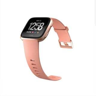 Fitbit Versa smartwatch Heart Rate + Activity Tracker, Apple watch 3,ionic, Huawei, gear sport, s3, charge
