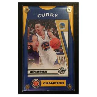 Stephen Curry Sports Card Five Times NBA All-Star
