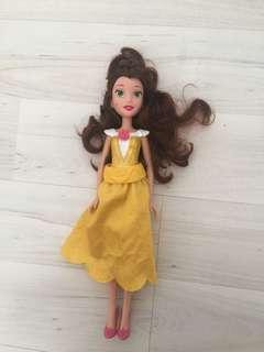 belle barbie