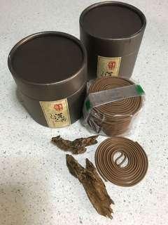 Incense coil 小盤香