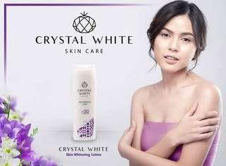CRYSTAL WHITE SKIN WHITENING LOTION