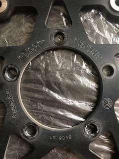 Brembo Serie Oro Front brake disc