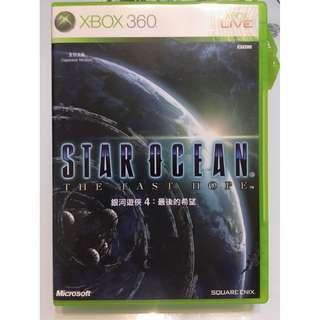 xbox360 銀河遊俠4最後的希望 遊戲片