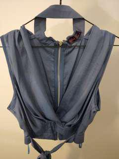 Ally Evening Top