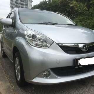 Beloved 2012 Perodua MyVi 1.3