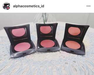 Cream blush Jafra