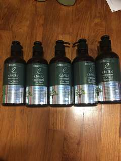 Cavier Tea Tree Shampoo