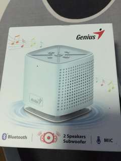 GENIUS BLUETOOTH SPEAKER SP920 BT BLACK
