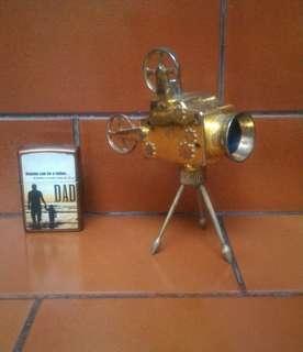 Korek gas kamera
