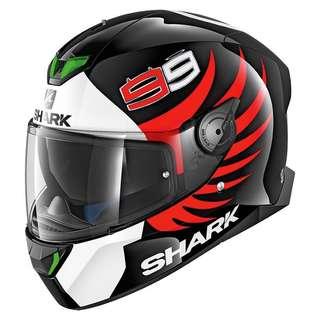 Shark Skwal2 Helmet (Replica Lorenzo)