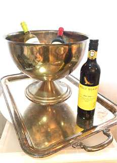 Grand Brasserie Champagne / Wine Bucket  - Rental