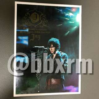Jay chou incomparable concert live vcd