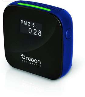425•Oregon air smart air monitor