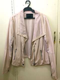 Plus-sized Forever 21 Leather/Biker Jacket