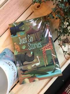 Just So Stories by Rudyard Kiplinb