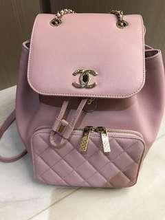 Chanel粉紅色背包⚡️⚡️⚡️減價$27800