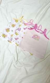 3 sandos for baby girl