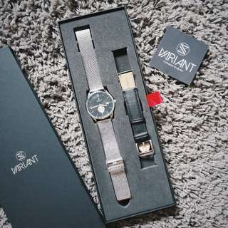 🚚 Variant Minimalist Watch  |  Sapphire Crystal