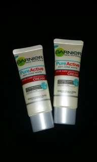 Garnier pure active anti-acne white