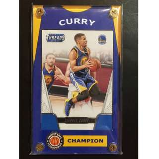 Stephen Curry Sports Card GS Warriors