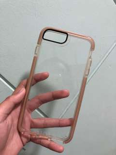 Preloved clear protective case for iphone 6/6s plus