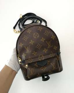 Authentic Louis Vuitton Mini Backpack