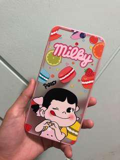 Preloved MILKY case for iphone 6/6s plus