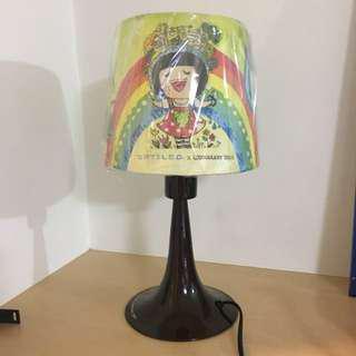 Chocolate Rain Table Lamp枱燈