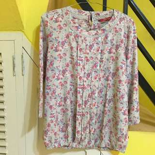 Flower Blouse by Triset