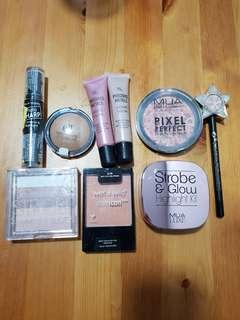 Makeup Clearance (no trade /no nego)