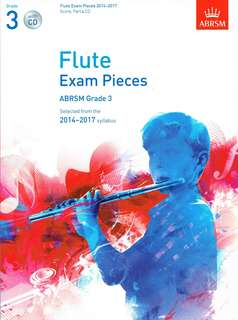 Flute Exam Pieces G3 with CD