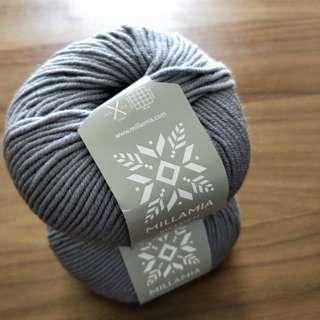 100% Merino Wool Yarn (naturally soft aran 100% wool extrafine merino)