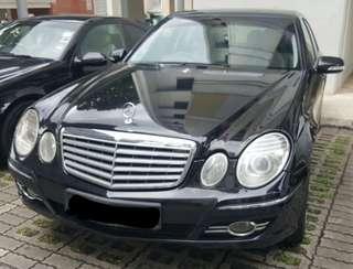 Mercedes E200 SG 🇸🇬