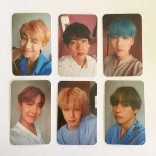 [WTS] BTS LOVE YOURSELF HER DUPLICATE PC - L VERSION