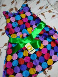 🚚 BN Colourful Dress for girl 95 to 105cm tall