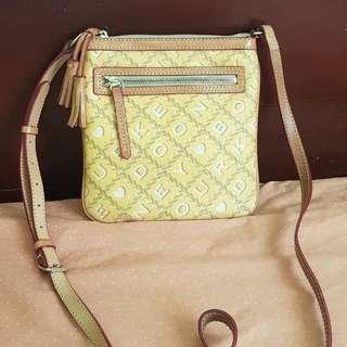 Authentic Dooney & Bourke Crossbody Bag