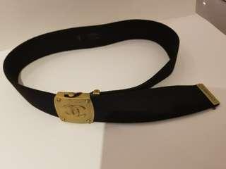Chanel vintage belt