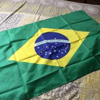 Brazil Official Flag