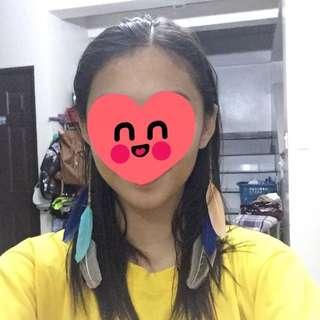 Earrings headband