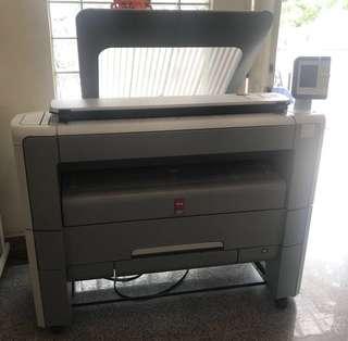 Canon Oce Plotwave 300 Large Format Printer
