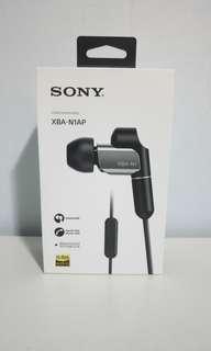(IEM) Sony XBA-N1AP