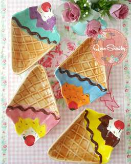 Piring Ice Cream