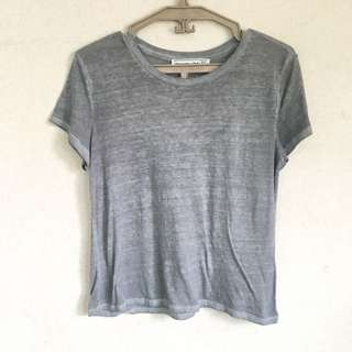 Abercrombie & Fitch Gray Shirt