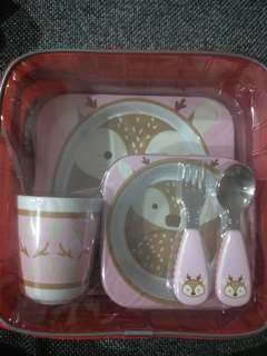 BN Skip Hop meal set