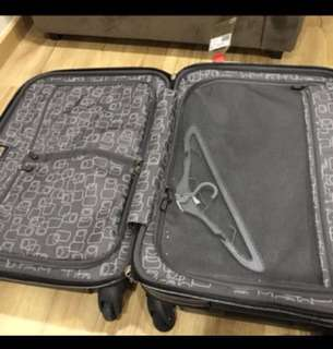 Brand New Delsey All Around Valise 4 wheel luggage