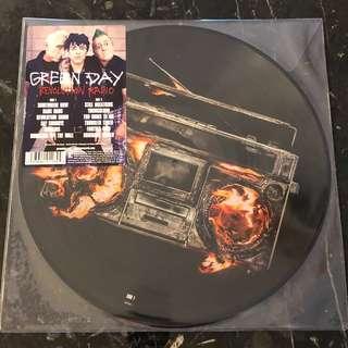 Green Day - Revolution Radio. Picture vinyl. Lp. New