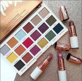 Soph X Makeup Revolution Extra Spice Eyeshadow Palette