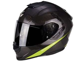Scorpion EXO-1400 Carbon Air Helmet