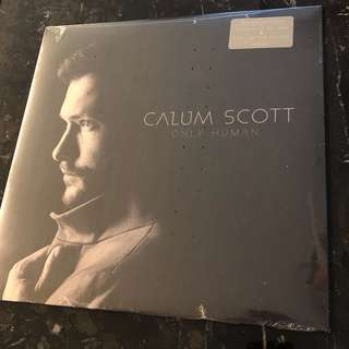Calum Scott - Only Human. Vinyl Lp. New